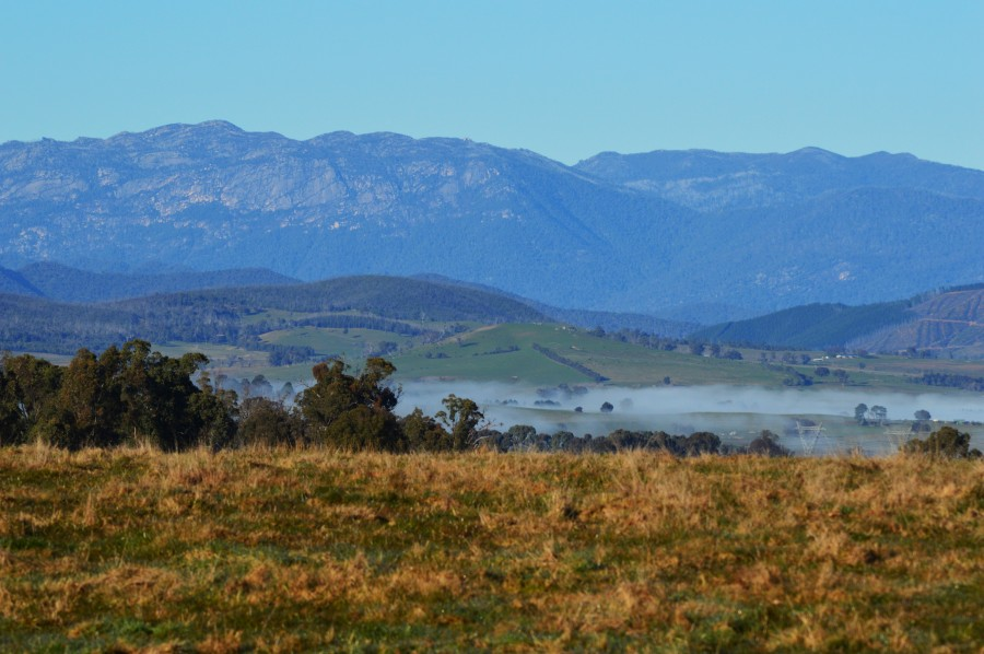 North East Victoria Alpine Region.